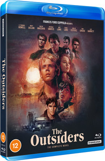 The Outsiders - The Complete Novel (1983) (Restored) [Blu-ray] [Blu-ray / Restored]