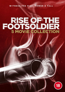 Rise of the Footsoldier: 5 Movie Collection (2021) (Box Set) [DVD] [DVD / Box Set]