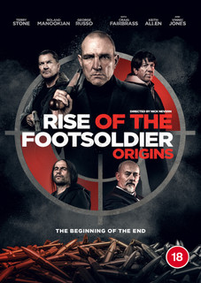 Rise of the Footsoldier: Origins (2021) (Normal) [DVD] [DVD / Normal]