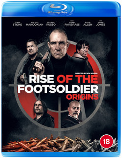 Rise of the Footsoldier: Origins (2021) (Normal) [Blu-ray] [Blu-ray / Normal]