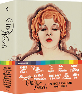 Mae West in Hollywood: 1932-1943 (1943) (Limited Edition Box Set) [Blu-ray] [Blu-ray / Limited Edition Box Set]