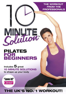 10 Minute Solution: Pilates for Beginners (2009) (Normal) [DVD] [DVD / Normal]