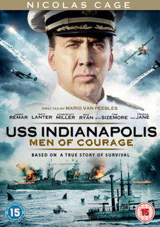 USS Indianapolis: Men of Courage (2016) (Normal) [DVD] [DVD / Normal]