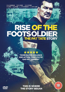 Rise of the Footsoldier 3 - The Pat Tate Story (2017) (Normal) [DVD] [DVD / Normal]