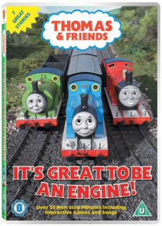 Thomas the Tank Engine and Friends: It's Great to Be an Engine! (2000) (Normal) [DVD] [DVD / Normal]