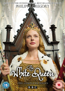 The White Queen: The Complete Series (2013) (Box Set) [DVD] [DVD / Box Set]