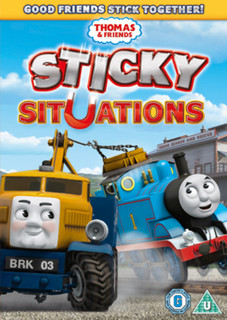Thomas & Friends: Sticky Situations (2011) (Normal) [DVD] [DVD / Normal]