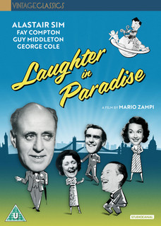 Laughter in Paradise (1951) (Normal) [DVD] [DVD / Normal]