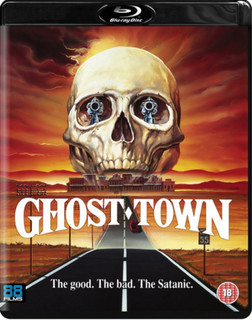 Ghost Town (1988) (Normal) [Blu-ray] [Blu-ray / Normal]