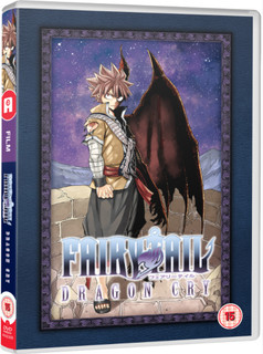 Fairy Tail: Dragon Cry (2017) (Normal) [DVD] [DVD / Normal]