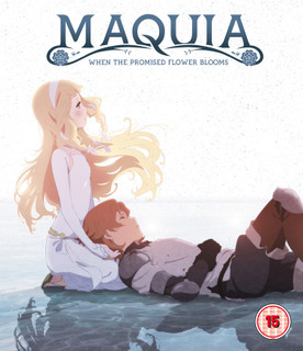 Maquia - When the Promised Flower Blooms (2018) (Normal) [Blu-ray]