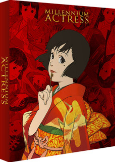 Millennium Actress (2001) (Collector's Edition) [Blu-ray]