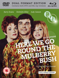 Here We Go Round the Mulberry Bush (1968) (with DVD - Double Play) [Blu-ray] [Blu-ray / with DVD - Double Play]