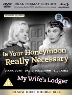 Is Your Honeymoon Really Necessary?/My Wife's Lodger (1953) (with DVD - Double Play) [Blu-ray] [Blu-ray / with DVD - Double Play]