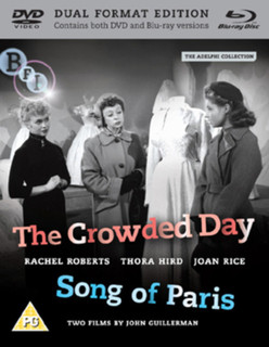 The Crowded Day/Song of Paris (1954) (with DVD - Double Play) [Blu-ray] [Blu-ray / with DVD - Double Play]