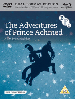 The Adventures of Prince Achmed (with DVD - Double Play) [Blu-ray]