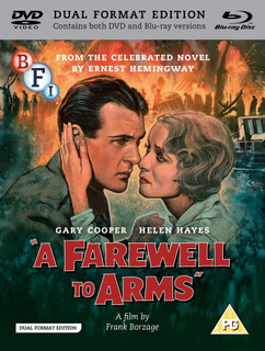 A Farewell to Arms (1932) (with DVD - Double Play) [Blu-ray]