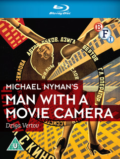 Man With a Movie Camera (Michael Nyman) (1929) (Normal) [Blu-ray] [Blu-ray / Normal]