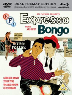 Expresso Bongo (1959) (with DVD - Double Play) [Blu-ray] [Blu-ray / with DVD - Double Play]