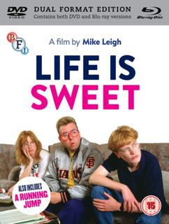 Life Is Sweet (1990) (with DVD - Double Play) [Blu-ray] [Blu-ray / with DVD - Double Play]