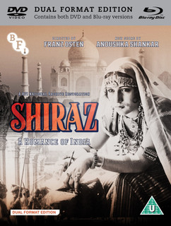 Shiraz - A Romance of India (1928) (with DVD - Double Play) [Blu-ray]