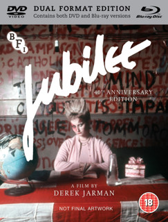 Jubilee (1978) (with DVD - Double Play (40th Anniversary Edition)) [Blu-ray] [Blu-ray / with DVD - Double Play (40th Anniversary Edition)]