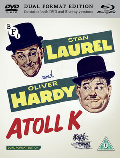 Atoll K (1951) (with DVD - Double Play) [Blu-ray] [Blu-ray / with DVD - Double Play]