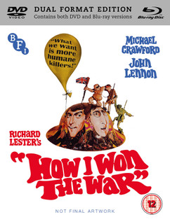 How I Won the War (1967) (with DVD - Double Play) [Blu-ray] [Blu-ray / with DVD - Double Play]