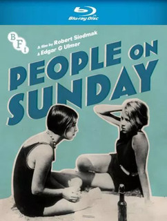 People On Sunday (1929) (Normal) [Blu-ray]