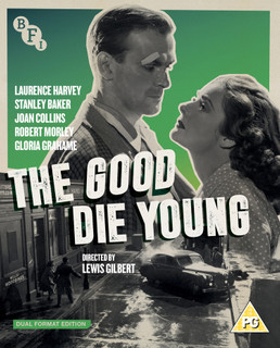 The Good Die Young (1954) (with DVD - Double Play) [Blu-ray] [Blu-ray / with DVD - Double Play]