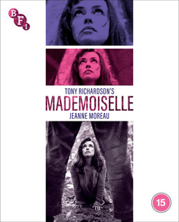 Mademoiselle (1966) (with DVD - Double Play) [Blu-ray] [Blu-ray / with DVD - Double Play]