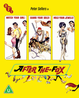 After the Fox (1966) (Normal) [Blu-ray] [Blu-ray / Normal]