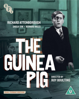 The Guinea Pig (1948) (with Blu-ray - Double Play) [DVD] [DVD / with Blu-ray - Double Play]