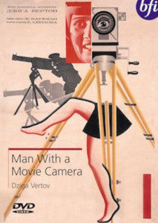 Man With a Movie Camera (1929) (Normal) [DVD] [DVD / Normal]