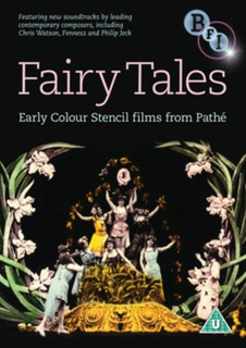 Fairy Tales - Early Colour Stencil Films from Pathé (1908) (Normal) [DVD]
