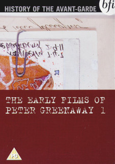 The Early Films of Peter Greenaway: Volume 1 (1978) (Normal) [DVD] [DVD / Normal]