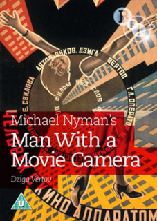 Man With a Movie Camera (Michael Nyman) (1929) (Normal) [DVD] [DVD / Normal]