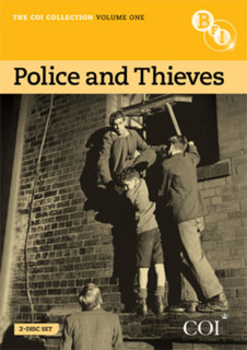 COI Collection: Volume 1 - Police and Thieves (Normal) [DVD]
