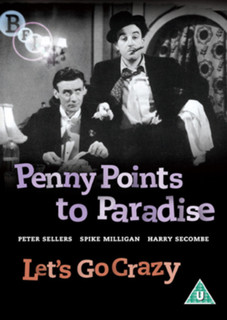 Penny Points to Paradise/Let's Go Crazy (1951) (Normal) [DVD] [DVD / Normal]