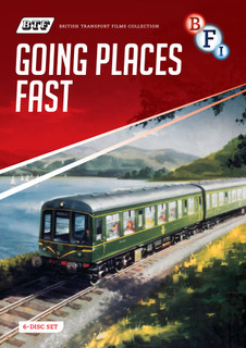 British Transport Films Collection: Going Places Fast (1983) (Box Set) [DVD] [DVD / Box Set]