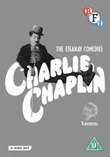 Charlie Chaplin: The Essanay Comedies (1916) (Normal) [DVD] [DVD / Normal]
