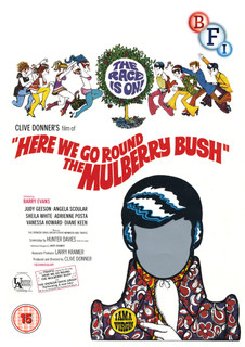 Here We Go Round the Mulberry Bush (1968) (Normal) [DVD] [DVD / Normal]