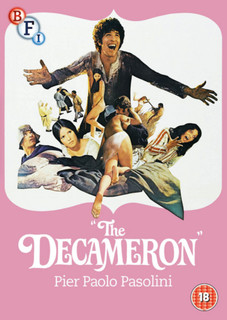 The Decameron (1971) (Normal) [DVD] [DVD / Normal]