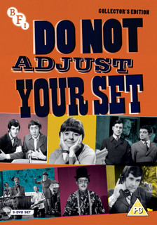 Do Not Adjust Your Set (1968) (Box Set (Collector's Edition)) [DVD] [DVD / Box Set (Collector's Edition)]