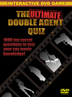 The Ultimate Double Agent Quiz (Interactive) [DVD]