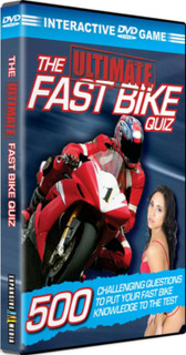 The Ultimate Fast Bikes Quiz (Interactive) [DVD]