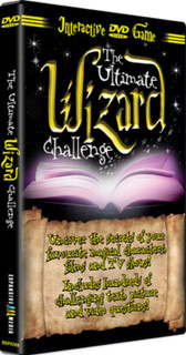 The Ultimate Wizard Challenge (Interactive) [DVD]
