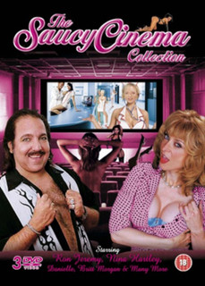 The Saucy Cinema Collection (Normal) [DVD]