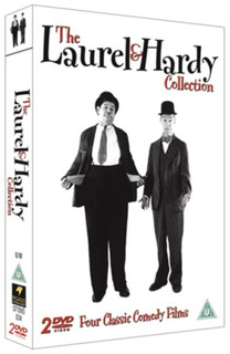 The Laurel and Hardy Collection (Normal) [DVD]