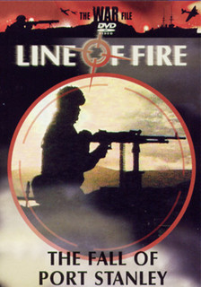 Line of Fire: The Fall of Port Stanley (Normal) [DVD]